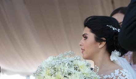 La bella novia.