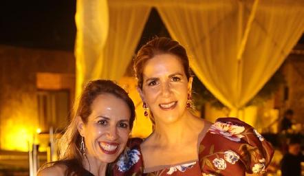 Alejandra y Claudia Guadalajara.
