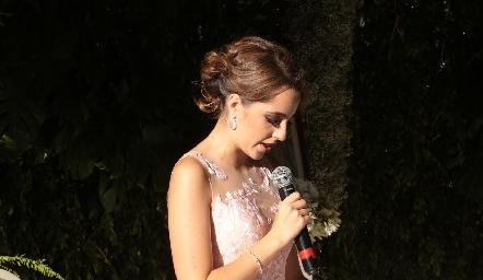 Ana Paula de los Santos.