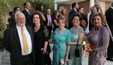 Familia Pizzuto.