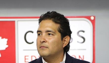 Juan Carlos Alderete.