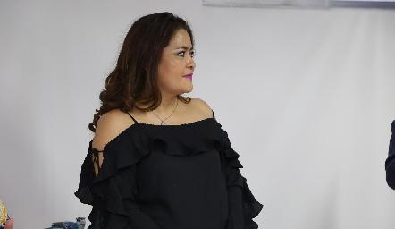 Georgina Alderete.