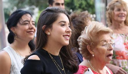 Luisa Rocha.