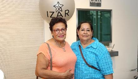 Guadalupe Morales y Martha Torres .