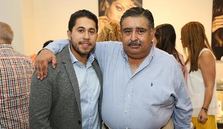 Jorge Rocha y Humberto Quevedo.