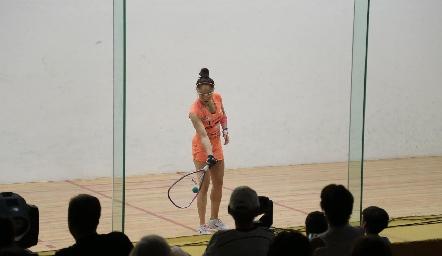Torneo de Racquet.