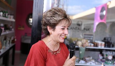 Marcela López.
