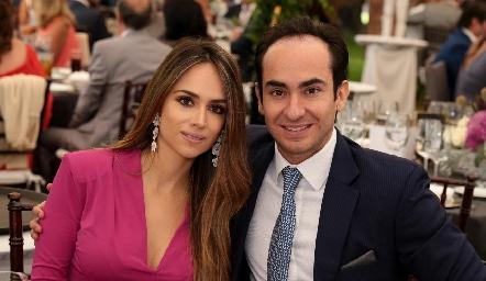 Iliana Rodríguez y Güero Padilla.