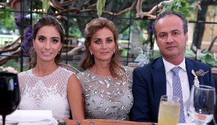 Familia Andrés Robles.