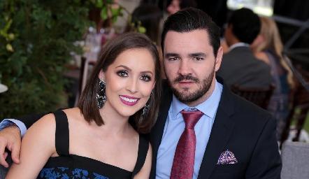 Laura Bravo y Luis Mahbub.