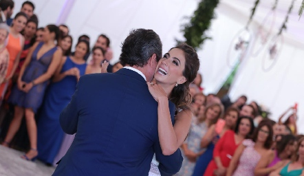 Ricardo y Lore Andrés.