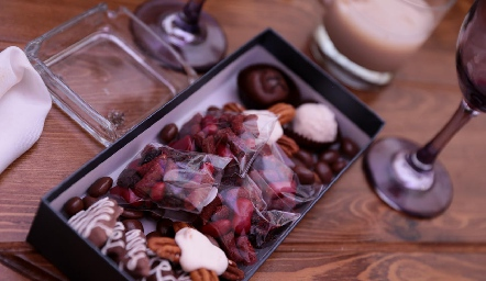 Chocolates Barret.
