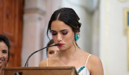 Marcela Díaz Infante.