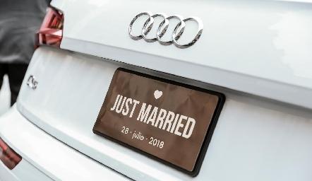 Recién casados .
