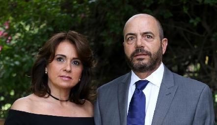 Maru Martínez y Jeppo Mahbub.
