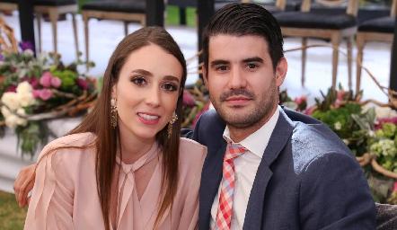 Fernanda Hernández y Marcelo Andrés.