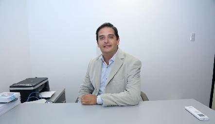 Dr. Francisco de la Rosa.