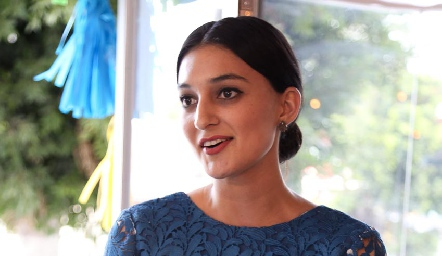 María Fernanda Jiménez.