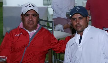 Héctor García Rojas y José Alfredo Regalado.