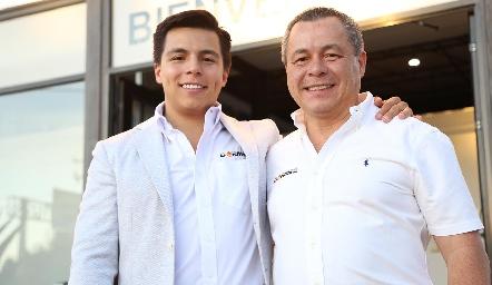 Lisandro Bravo y Lisandro Bravo.