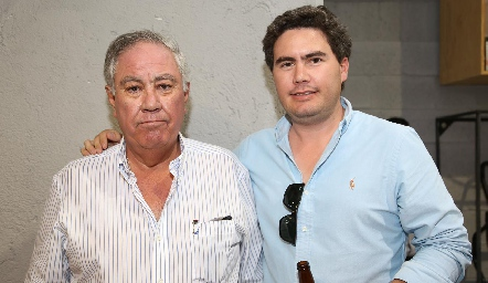 Héctor Gordoa y Héctor Gordoa.