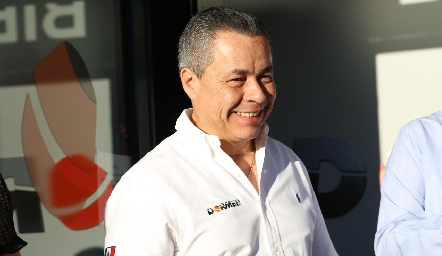 Lisandro Bravo.