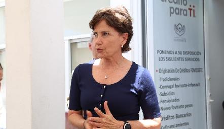 Rosario Fernández.