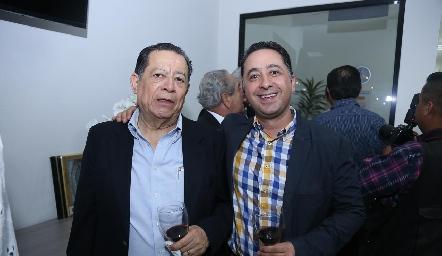 Francisco Moncada y Antonio Suviri.