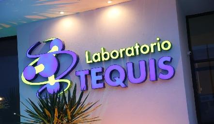 Laboratorio Tequis.