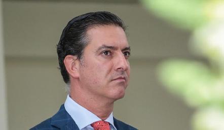 Marcelo Galán.