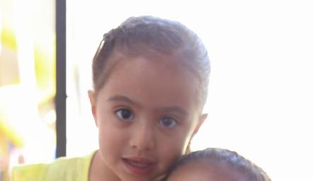 Mayte y Marina.