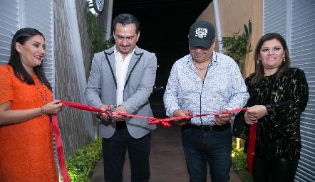 Inauguración de Velarias.