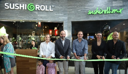 Sushi Roll.
