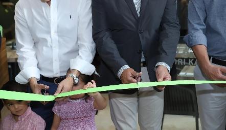 Inauguración Sushi Roll.