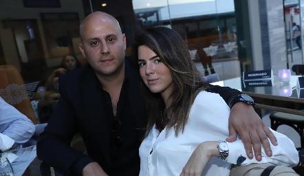 Jorge y Marisol Atala.