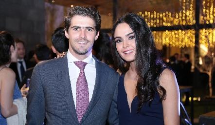Gerardo Gómez y Macarena Villasuso.