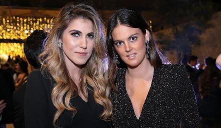 Liz Villaseñor y Melissa Ruiz.