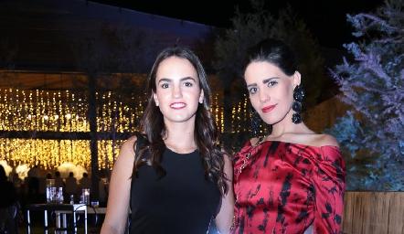 María José Milke y María Amieva.