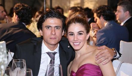 Daniel y Regina.