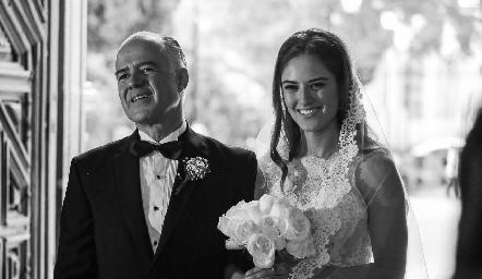 Gustavo y Ana Pao Rangel.