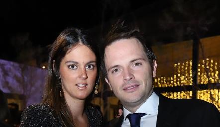 Melissa Ruiz y Tito Herrera.