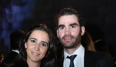 Pau García y Poncho Urquiza.