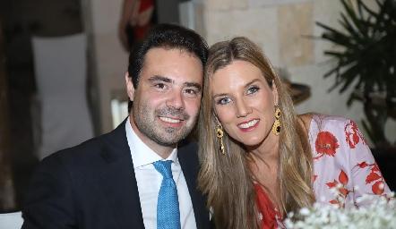 Patricio e Isabel.