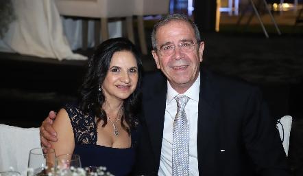 Rosario y Juan Ortuño.