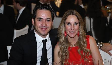Juan Carlos y María José Gómez.