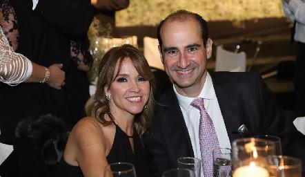 Ivette y Emilio.