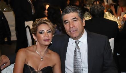 Isabel y Rafael Tobías.