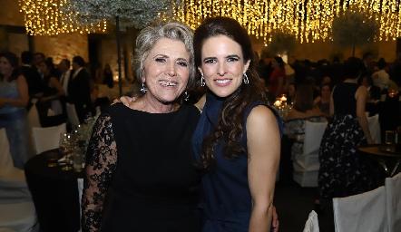 Yolanda y Mayte Rangel.