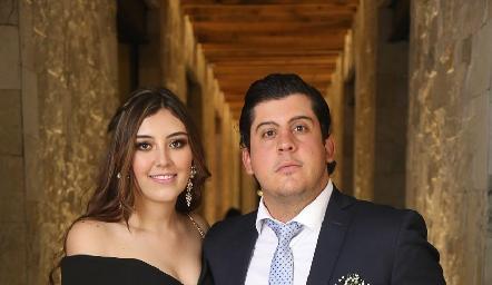Ana Gaby Motilla y Toro Gómez.