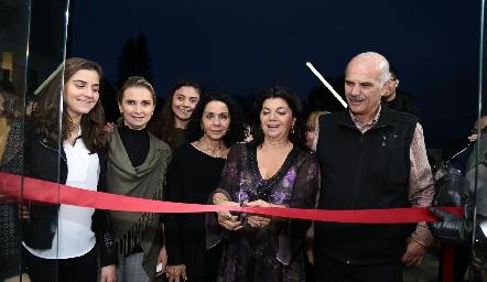 Inauguración Magno Barbería.